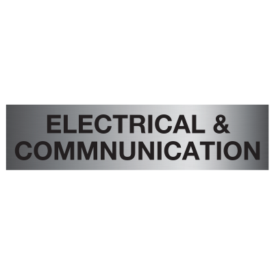 What are Electrical Door Signs and Australian Building Codes Regulations?