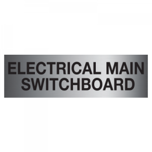 Electrical Mian switchboard